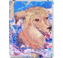 Dog Water iPad Case/Skin