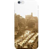 I should have kept running, but Wonderland was so stunning. iPhone Case/Skin