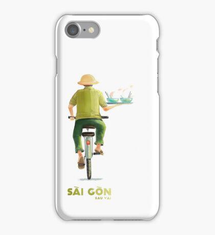Saigon - Viet Nam  iPhone Case/Skin