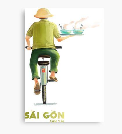 Saigon - Viet Nam  Canvas Print