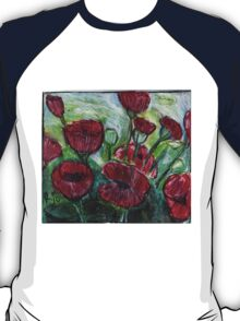 Roses In Bloom T-Shirt