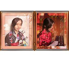 Of Japanese and Chinese Descent Photographic Print
