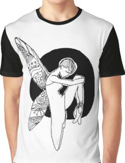 LONELY FAIRY Graphic T-Shirt