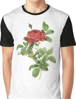 Red rose lll Graphic T-Shirt