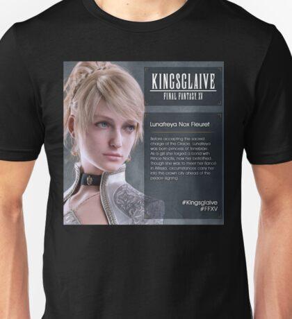 Final Fantasy XV Kingsglaive - 1 Unisex T-Shirt