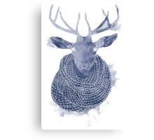 Woolen creature Canvas Print