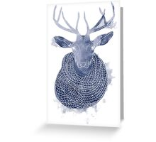 Woolen creature Greeting Card