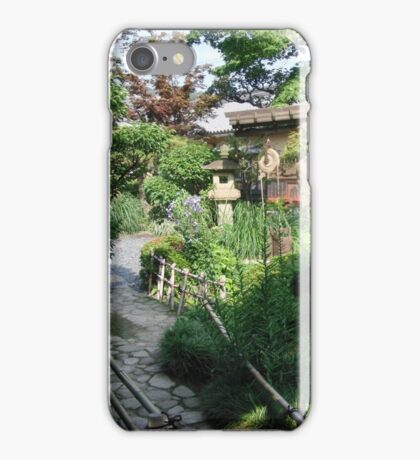 Beauty is everywhere iPhone Case/Skin