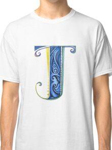 The Letter J Classic T-Shirt