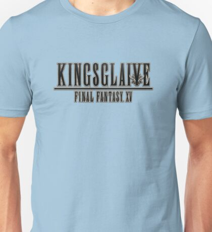 Final Fantasy XV Kingsglaive - 4 Unisex T-Shirt