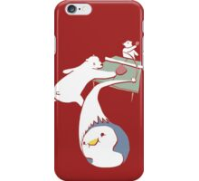 Pinguin Pong iPhone Case/Skin