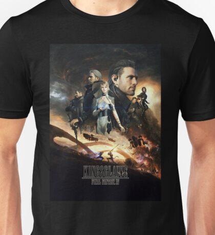 Final Fantasy XV Kingsglaive - 6 Unisex T-Shirt