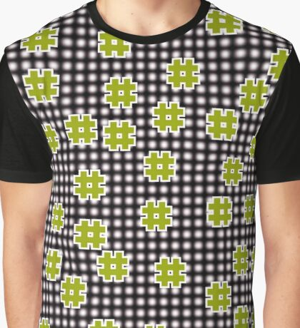 Octothorpes Graphic T-Shirt