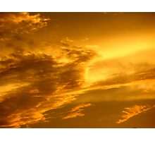 Phoenix Cloud Photographic Print
