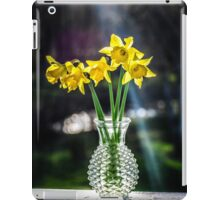 Daffodil Bouquet  iPad Case/Skin