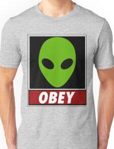 Alien Obey Unisex T-Shirt