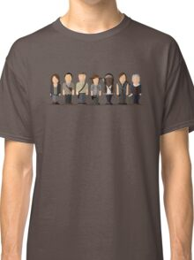 Walking Dead - Season 6 Main Classic T-Shirt