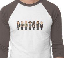Walking Dead - Season 6 Main Men's Baseball ¾ T-Shirt