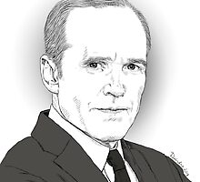 Agent Coulson by iamdeirdre