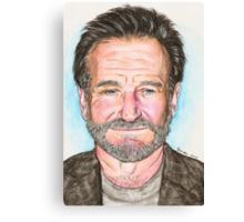 Robin Willams Canvas Print