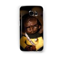 Small Security Officer Samsung Galaxy Case/Skin