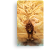 Simba - Kings of the Past Canvas Print