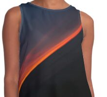 Abstract sunset Contrast Tank
