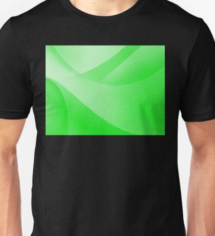 Green Wallpaper Unisex T-Shirt