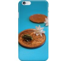 Money Pond iPhone Case/Skin
