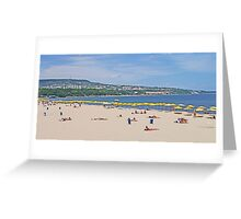 Paradise on the Black Sea Greeting Card