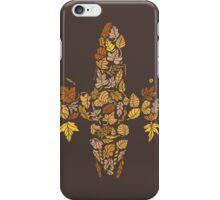 I am a leaf on the wind... iPhone Case/Skin