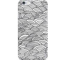 Waves. iPhone Case/Skin