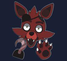 Foxy (no text/no blood) Kids Tee