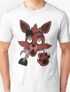 Foxy (no text/no blood) Unisex T-Shirt