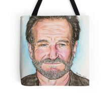 Robin Willams Tote Bag