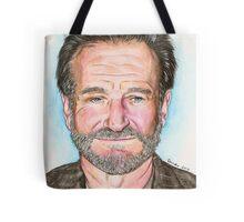 Robin Willams Tote Bag
