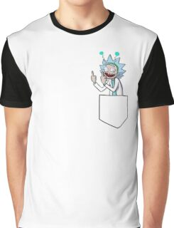 Ricky and Morty Graphic T-Shirt