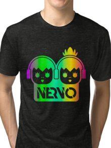 NERVO RAINBOW Tri-blend T-Shirt