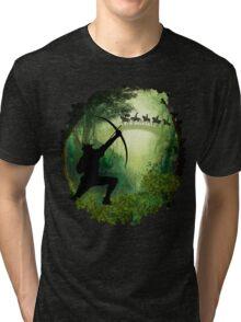 Robin Hood Tri-blend T-Shirt