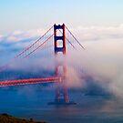 Golden Gate Bridge  by Derek Lowe