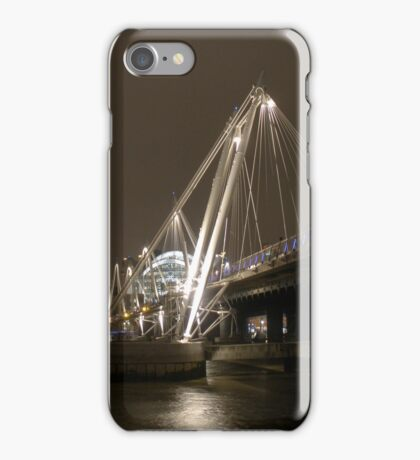 Hungerford Bridge iPhone Case/Skin