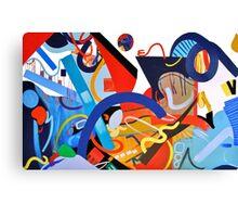 Abstract Interior #5 Canvas Print