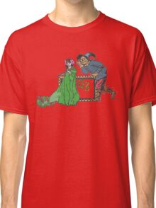 Ozma and The Scarecrow Classic T-Shirt
