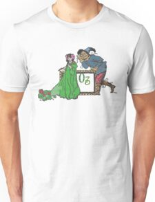 Ozma and The Scarecrow Unisex T-Shirt