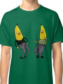 bananas in regular clothing Classic T-Shirt