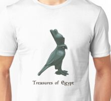 Lapis lazuli bird - treasures of Egypt Unisex T-Shirt