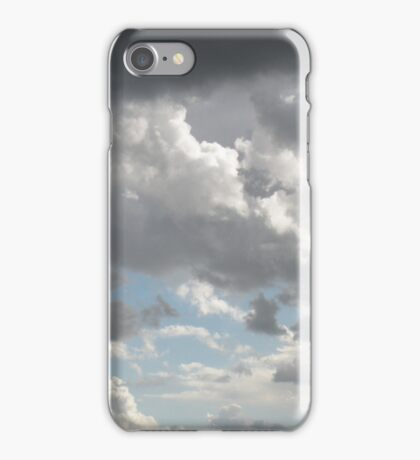 Storm Clouds over the Aventine iPhone Case/Skin