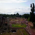 Hadrian's Villa by Mui-Ling Teh