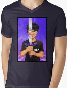 Fierce ZM  Mens V-Neck T-Shirt