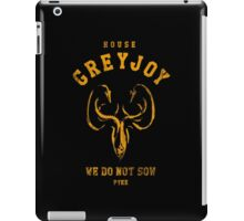 HOUSE GREYJOY iPad Case/Skin
